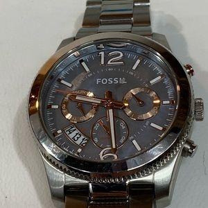 Fossil Women's Boyfriend Stainless Watch